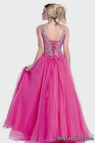 prom dresses lace up back 2016-2017 | B2B Fashion