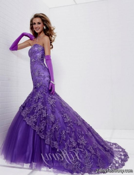 Funky Purple Dresses Prom Collection - Dress Ideas For Prom ...