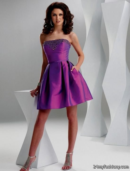 You can share these purple party dresses for juniors on Facebook 56617ef8d