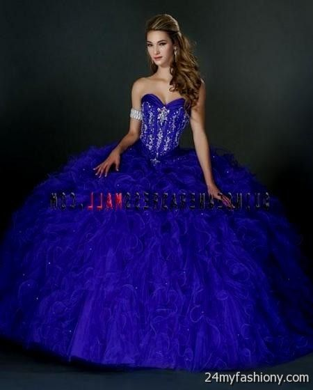 purple puffy quinceanera dresses 2016-2017 » B2B Fashion