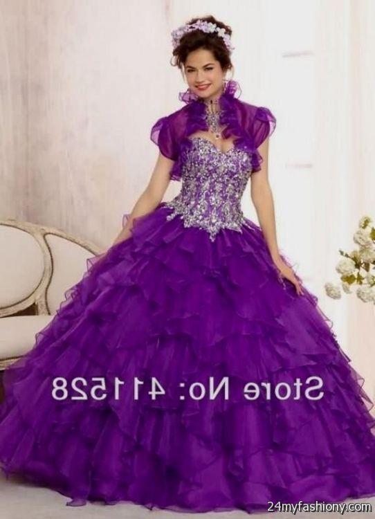 purple quinceanera dresses 20162017 b2b fashion