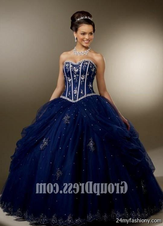 3f58085bc6 Quinceanera Dresses Navy Blue - Photo Dress Wallpaper HD AOrg