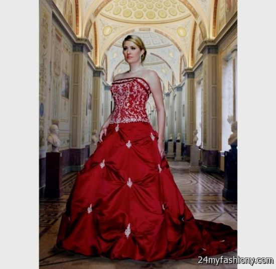 red and black plus size bridesmaid dresses 20162017 b2b
