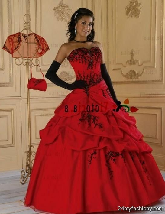Jlo red dress quinceanera