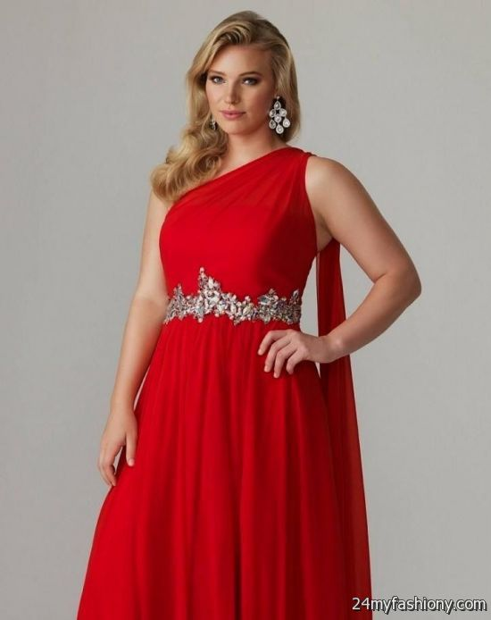 Red bridesmaid dresses with sleeves plus size 2016 2017 for Wedding dresses 2017 red