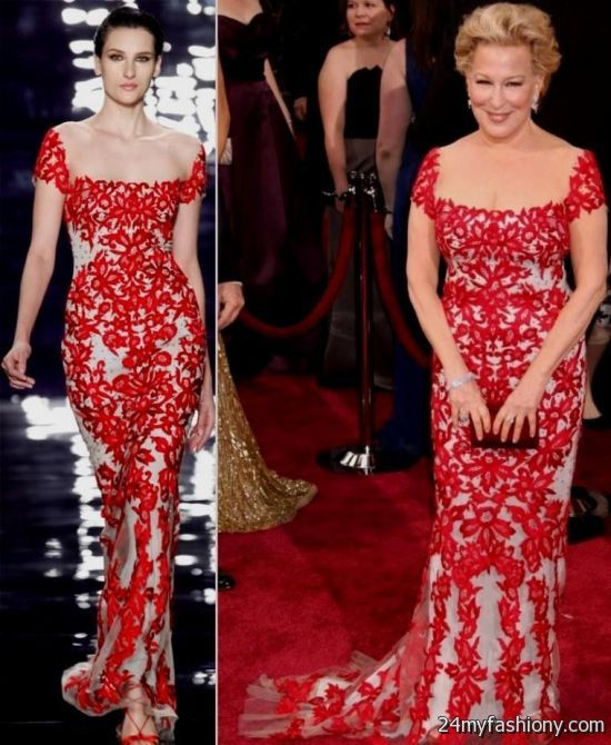 Red carpet dresses oscars 2017 2018 b2b fashion - Red carpet oscar dresses ...