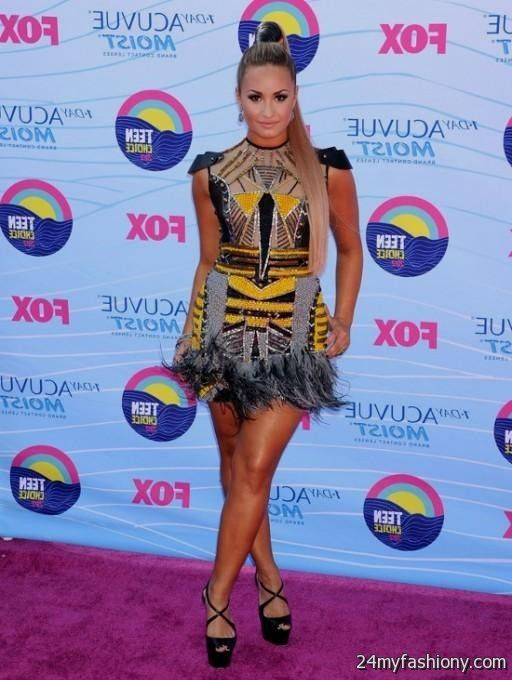 red carpet dresses demi lovato 2016-2017 » B2B Fashion