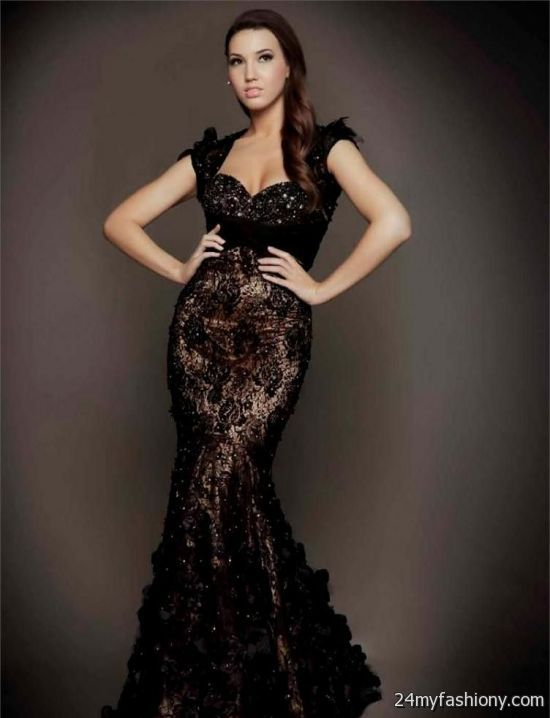 Red Carpet Evening Gown 2016 2017 B2b Fashion