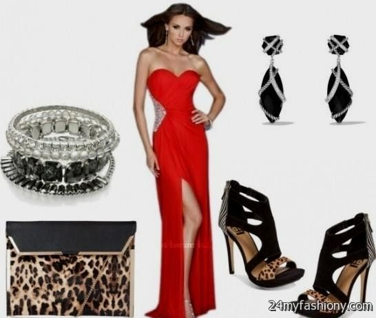 Silver Prom Dress Accessories - Bangle and Bracelets