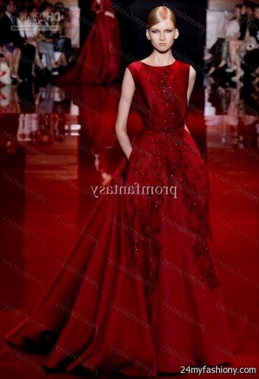 red dresses for wedding party 2016-2017 » B2B Fashion