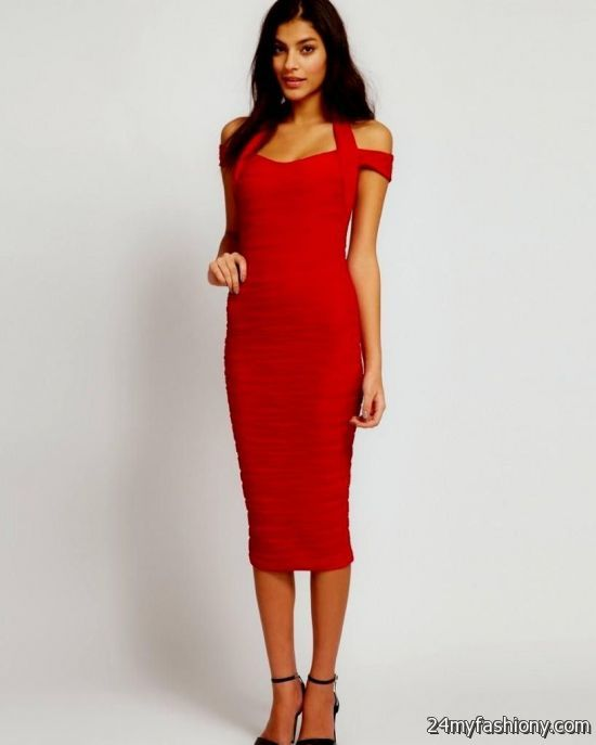 Red Dresses For Women - Dresses Improvement