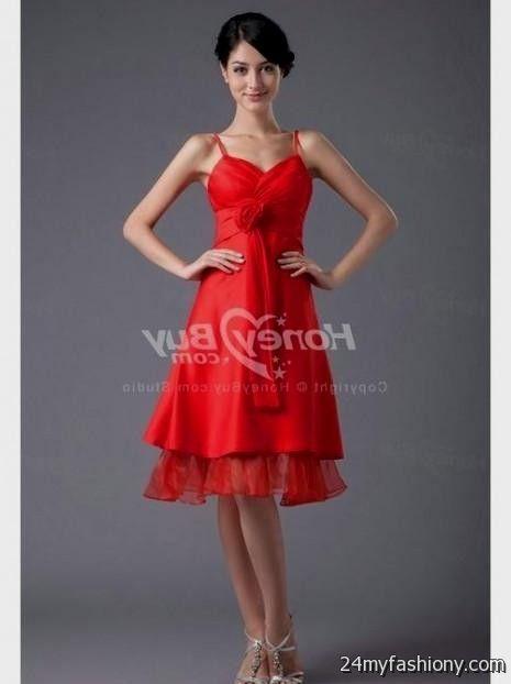Cheap Evening Dresses Knee Length 36