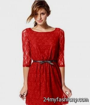 634af75bab8c Customize your dress and stand out from the crowd. Look your best in these  sexy prom dresses! Pin it. Like! You can share these red lace dress macys  ...