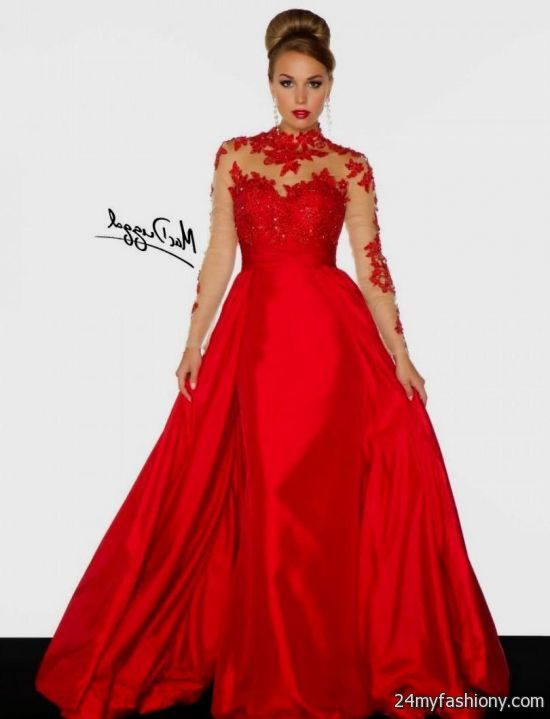 Long Prom Dresses with Sleeve Google – Fashion dresses