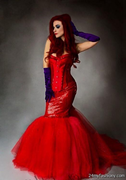Edgy prom dress