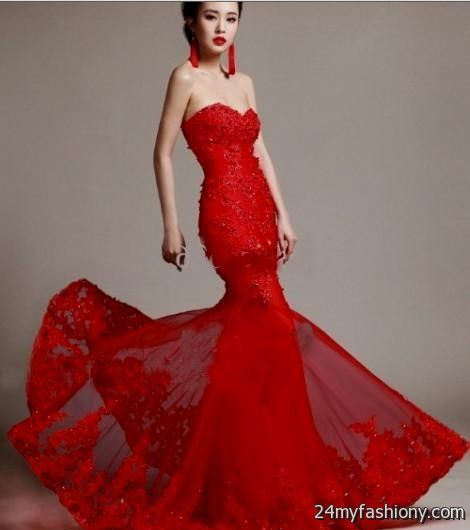 Red wedding dresses images wedding dress decoration and for All red wedding dresses