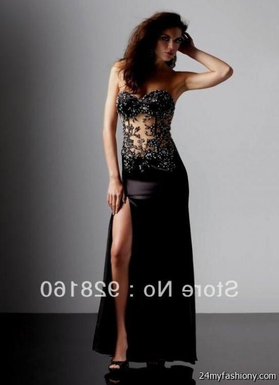 rocker prom dresses 2016-2017 | B2B Fashion