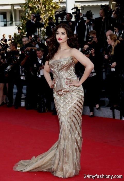 rose gold dress red carpet 2016-2017 » B2B Fashion