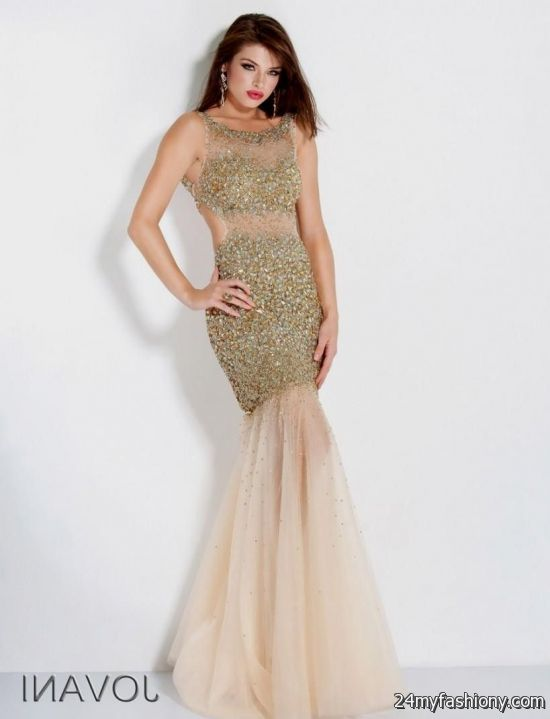 Rose gold prom dress 2016-2017 » B2B Fashion