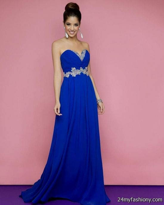Blue And Silver Bridesmaid Dresses - Wedding Dress Ideas
