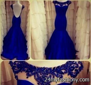 royal blue dress tumblr 2016-2017 » B2B Fashion