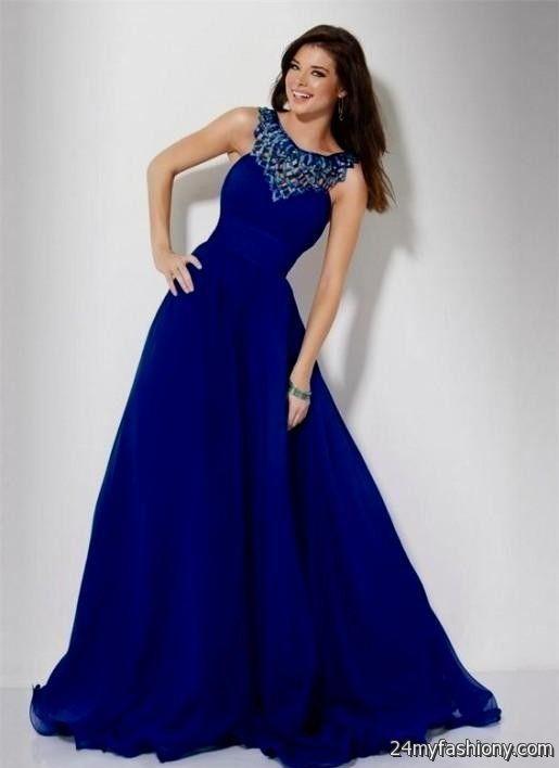 Blu Prom Dresses Tumblr