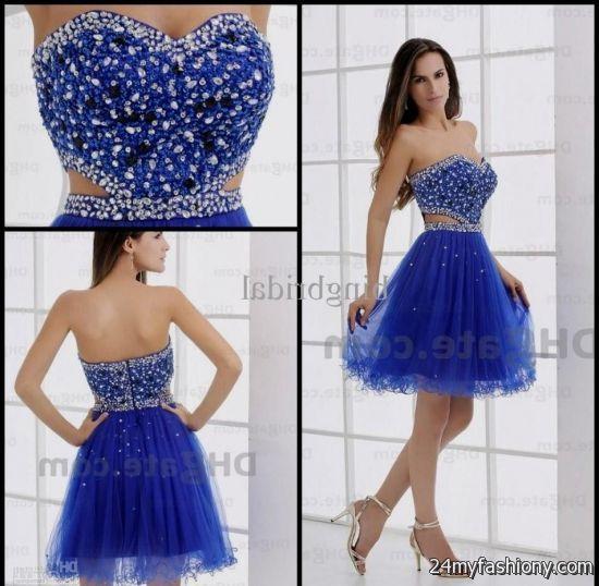 royal blue homecoming dresses 2016-2017 » B2B Fashion
