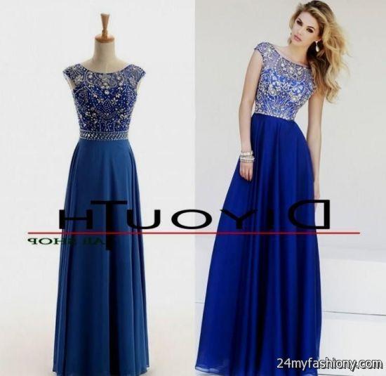 royal blue homecoming dresses 20162017 b2b fashion