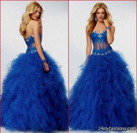 royal blue lace bridesmaid dress 20162017 b2b fashion