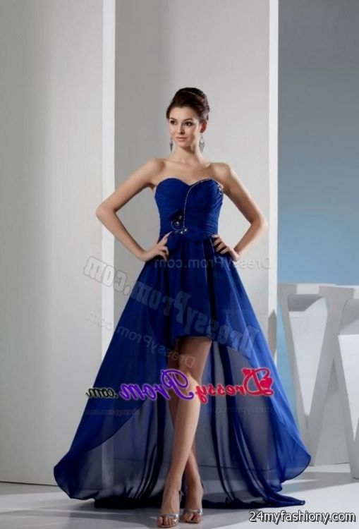 5c0c89635c14 Customize your dress and stand out from the crowd. Look your best in these  sexy prom dresses! Pin it. Like! You can share these royal blue winter ...