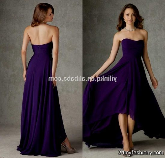 Royal Purple Dresses For Juniors Fashion Design Images