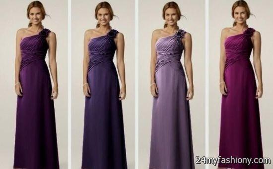 sangria bridesmaid dresses 2016-2017 | B2B Fashion