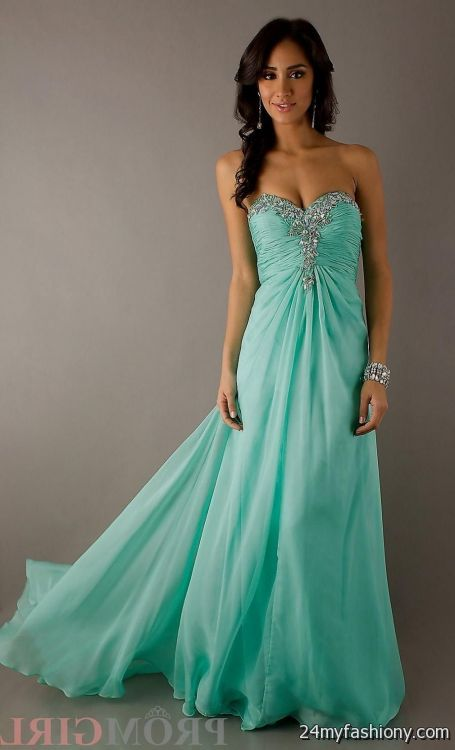 seafoam green prom dress 2016-2017 » B2B Fashion