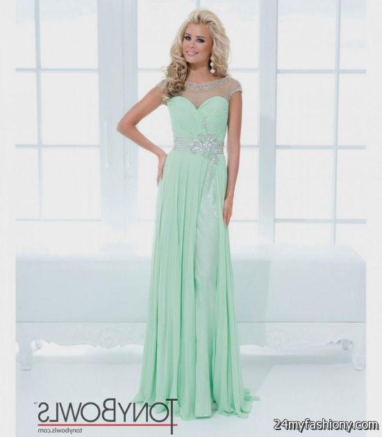 Seafoam Green Prom Dress Looks B2b Fashion