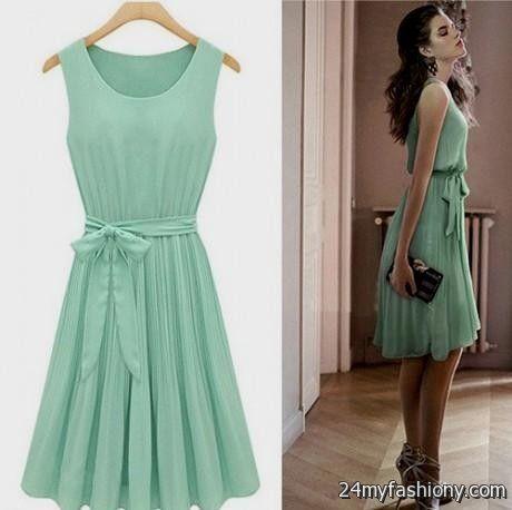 Seafoam Green Sundress Looks B2b Fashion