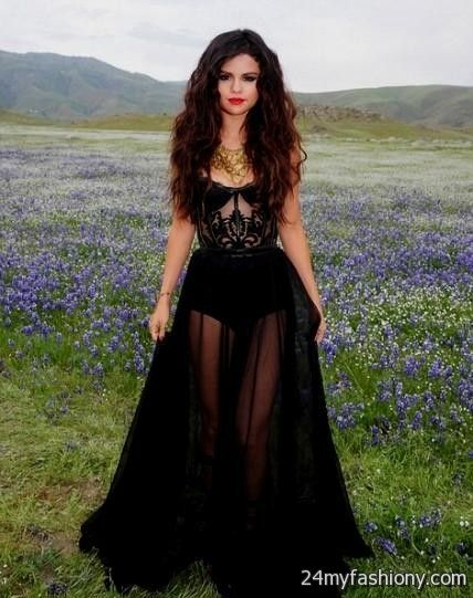 selena gomez dresses in come and get it wwwpixsharkcom