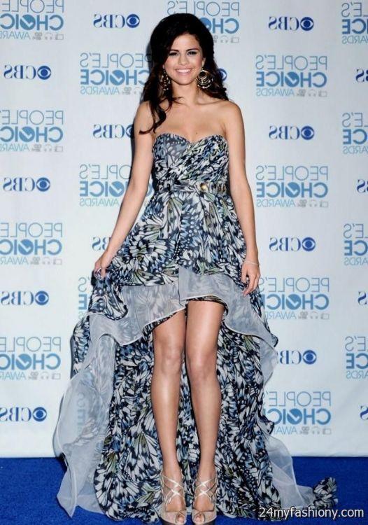 Selena Gomez Red Carpet Dresses Looks B2b Fashion