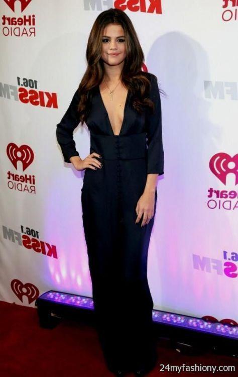 Selena Gomez Red Carpet Dresses 2016 2017 B2b Fashion
