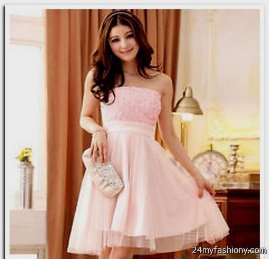 Semi Formal Dress For Teenage Girls 2016 2017 B2b Fashion