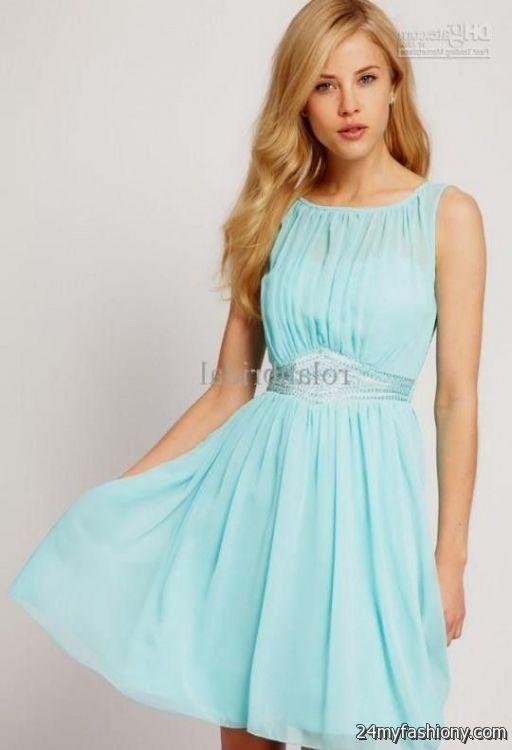 sexy baby blue bridesmaid dresses 2016-2017 | B2B Fashion