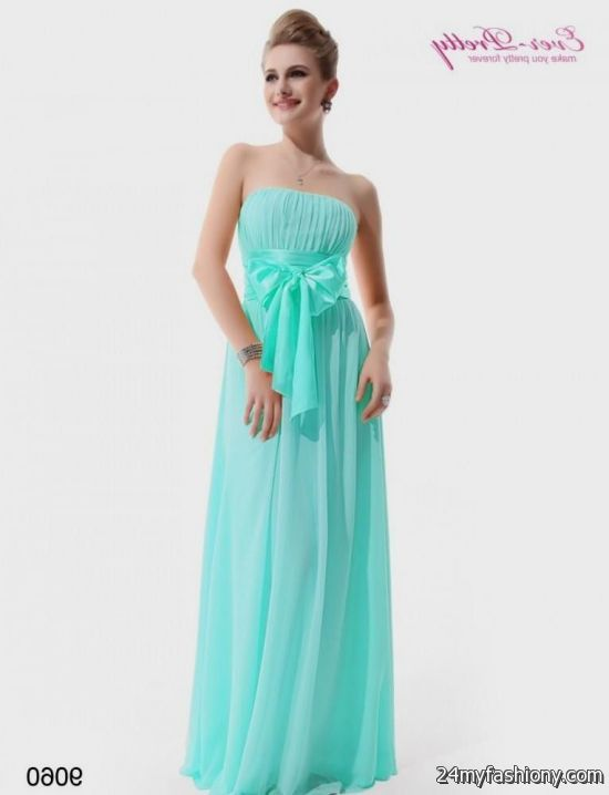 sexy baby blue bridesmaid dresses 2016-2017 | B2B Fashion