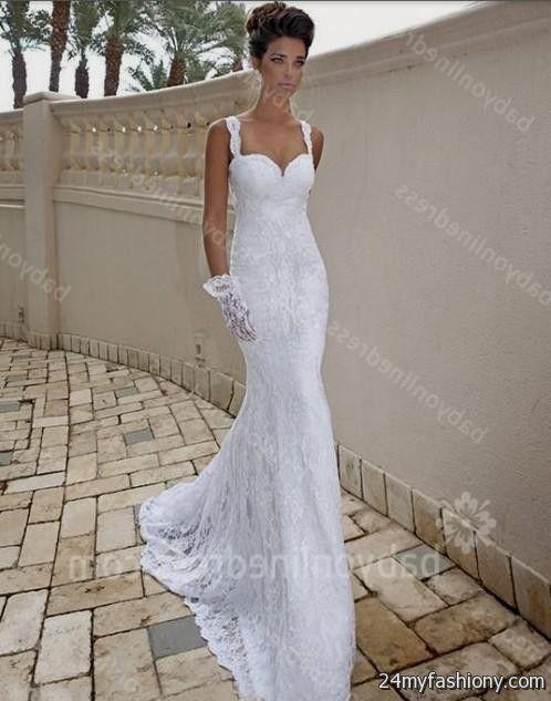 Beach Wedding Dresses 2017 : Sexy backless beach wedding dresses b fashion