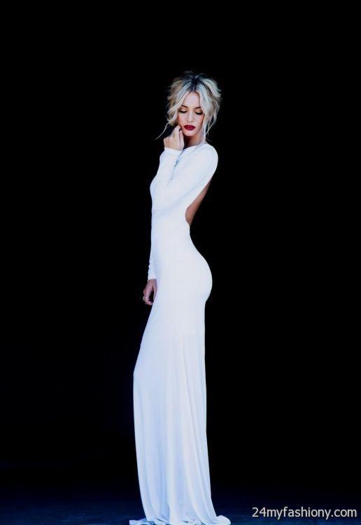 Tumblr fashion long dresses