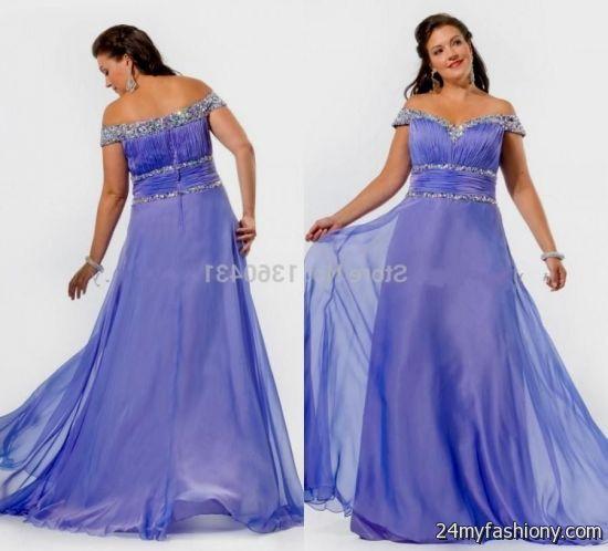 Sexy Plus Size Prom Dresses 2016 2017 B2b Fashion