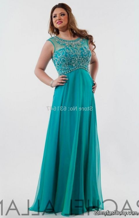 Plus Size Prom Dresses In La 44