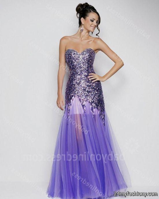 sexy purple prom dresses 20162017 b2b fashion