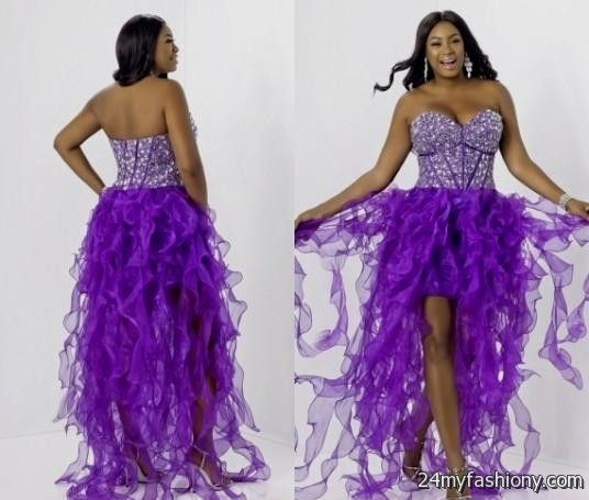 sexy purple prom dresses 2016-2017 » B2B Fashion
