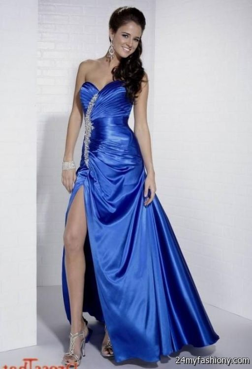 sexy royal blue prom dresses 2016-2017 » B2B Fashion