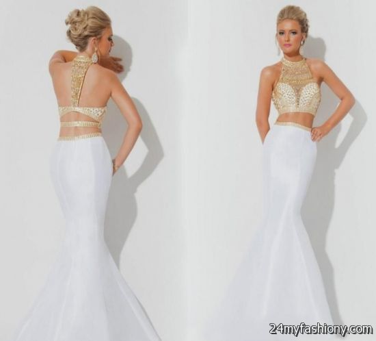 82e88bfba You can share these sexy two piece prom dresses on Facebook