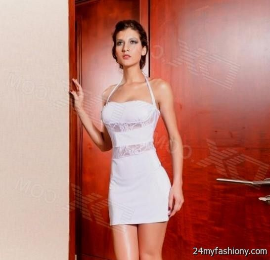 sexy white cocktail dresses 20162017 b2b fashion